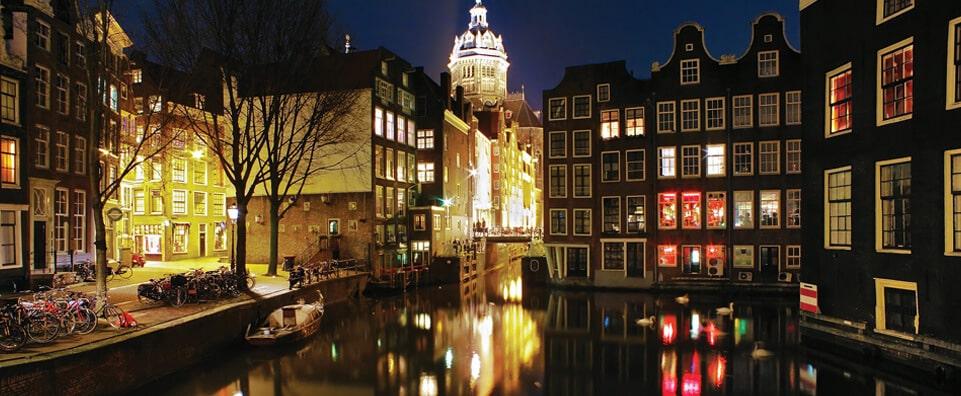 Amsterdam home
