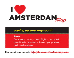 Your Free Amsterdam Citymap is provided to you by IloveAmsterdamMap.com