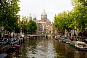 Amsterdam: Home of the Talented