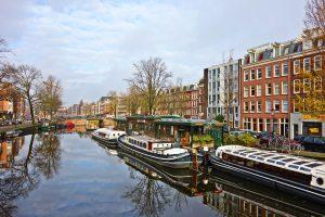 boat trip Amsterdam